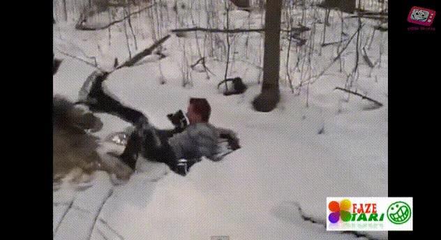 Enlace a Desde luego, este patinador no está teniendo su mejor día
