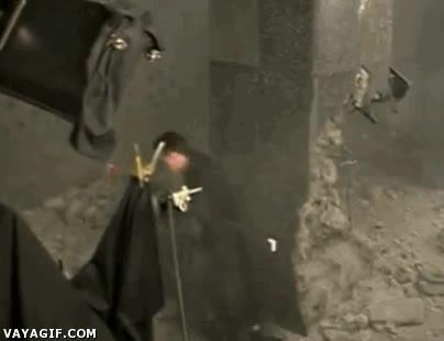 Enlace a Así se grabó una de las escenas más míticas del cine