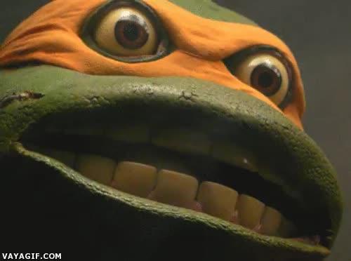 Enlace a Tu reacción al ver el nuevo diseño de las Tortugas Ninja