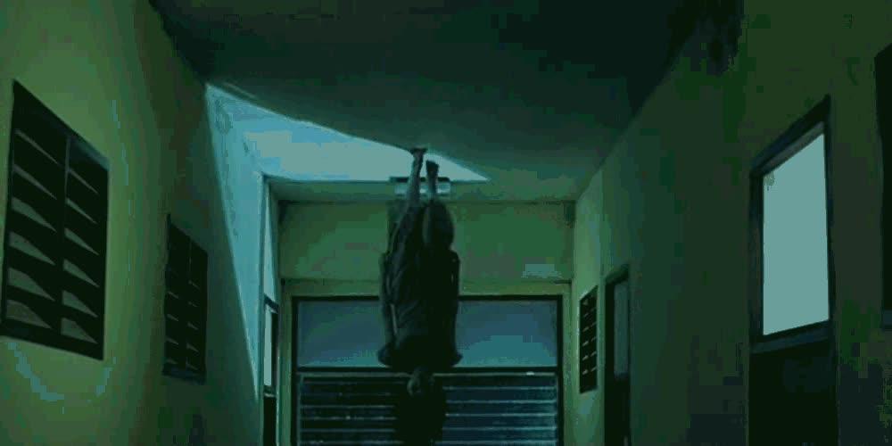 Enlace a Siempre que pasa algo terrorífico, las puertas dejan de funcionar