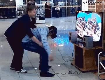 Enlace a La realidad virtual puede ser así de acojonante