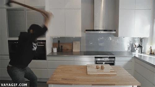 Enlace a Picando cebollas al estilo vikingo