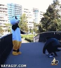 Enlace a Desde la película Kung-Fu Panda están de un chulo que no hay quien los aguante