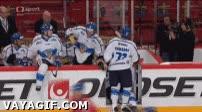 Enlace a Triple fail en el hockey sobre hielo