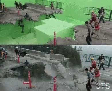 Enlace a Los efectos especiales marcan una gran diferencia en el cine