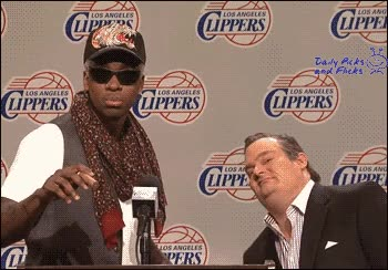 Enlace a Mientras tanto, el presidente de Los Angeles Clippers