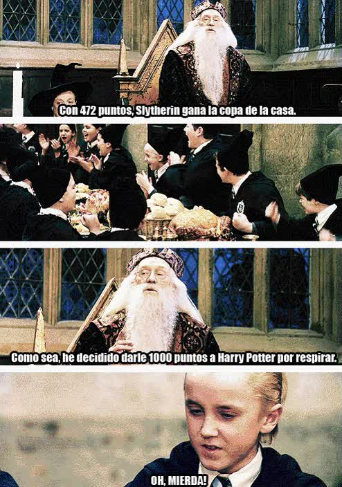 Enlace a Dumbledore es un troll lo mires por donde lo mires