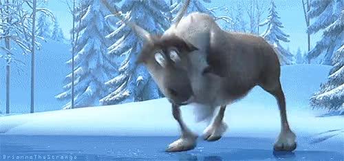 Enlace a La primera vez que patino sobre hielo