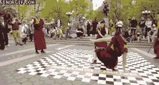 Enlace a A todos los que compiten en breakdance, dad gracias que los monjes se dedican a otras cosas