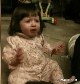 Enlace a Algunos bebés reaccionan de manera extraña al tomar medicina