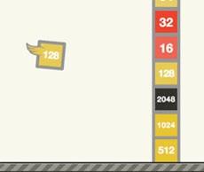Enlace a Flappy 2048, combo máximo de los juegos más adictivos de los últimos tiempos