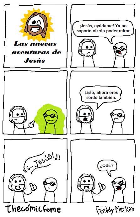 Enlace a Jesús, el milagroso