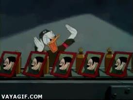 Enlace a La parte obscura que no conocíamos del pato Donald
