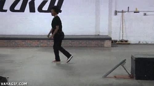 Enlace a Que no me he caído, sigamos patinando