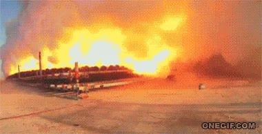 Enlace a Unos fuegos artificiales diferentes