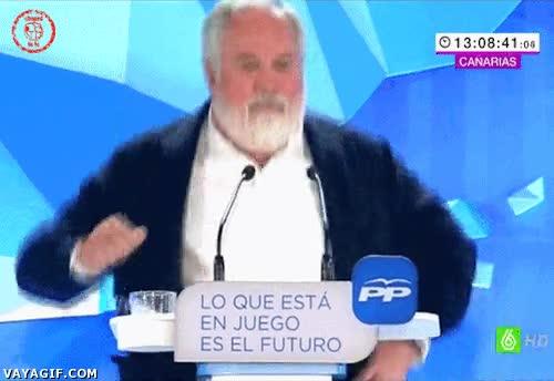 Enlace a Arias Cañete lo celebra así