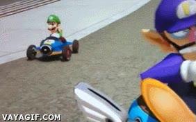 Enlace a Luigi es un ser malvado, muy malvado...