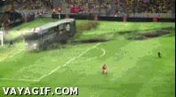 Enlace a Así sería mucho más entretenido ver partidos de fútbol