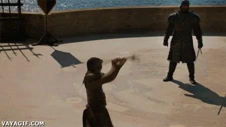 Enlace a [ALERTA SPOILER Juego de Tronos] ¡Me voy, Dorne me necesita!