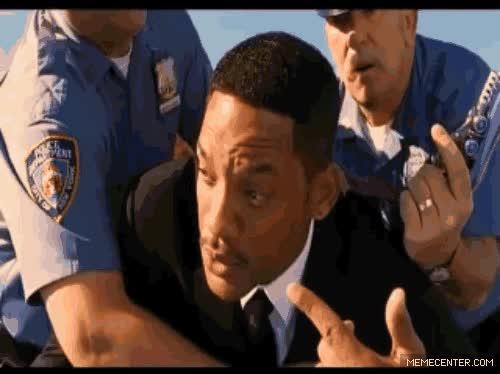 Enlace a Will Smith, el mejor hombre de negro que ha habido y habrá