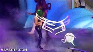 Enlace a Nadie disimula como Lady Gaga