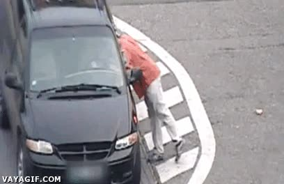 Enlace a Eh tío, ¿puedes mirar si me he dejado las llaves dentro del coche? ¡Voy!
