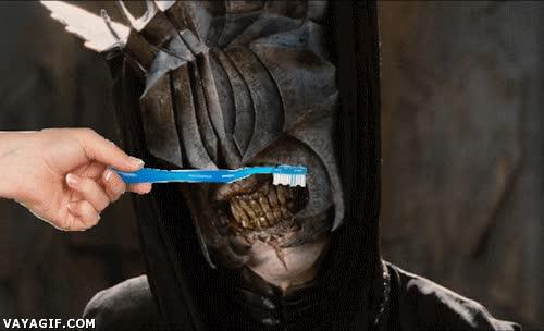 Enlace a Así me siento después de lavarme los dientes tras dos días sin hacerlo