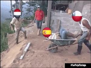 Enlace a ¡Venga, España, a casa!