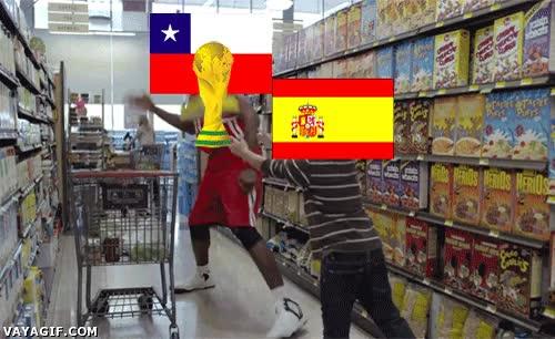 Enlace a Más o menos esto es lo que pasó ayer entre España y Chile