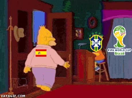 Enlace a El resumen de España en el Mundial
