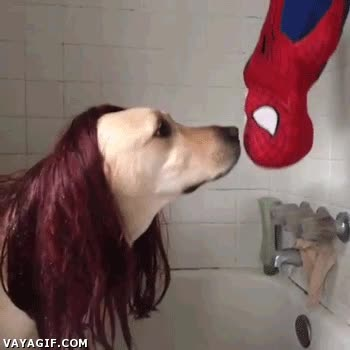 Enlace a La remasterización del beso entre Spiderman y Mary Jane