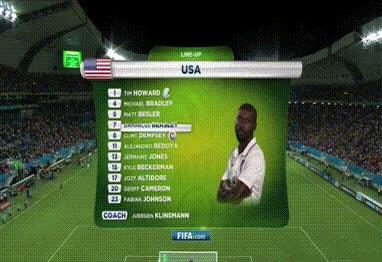 Enlace a El repaso de la alineación de USA en el Mundial con una sorpresa final