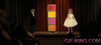Enlace a Oh, qué monos estos niños haciendo un truquito de magia...