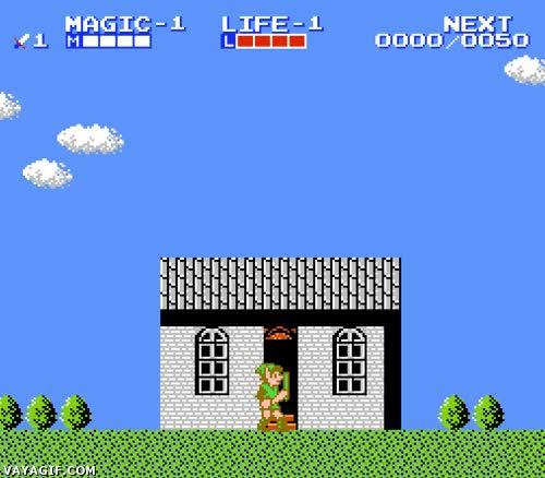 Enlace a Cómo se entere Zelda te vas a enterar...