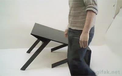 Enlace a Versatilidad de mesa en una pieza