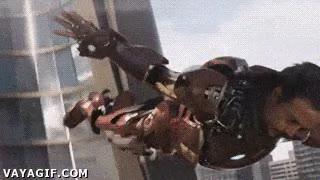 Enlace a Incluso Iron Man ha sufrido la pantalla azul de la muerte