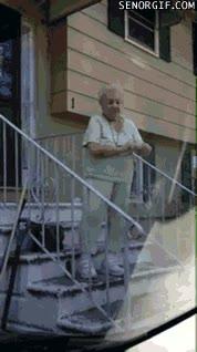 Enlace a Pues no veas si tiene marcha la abuela
