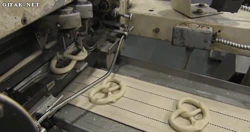Enlace a Así se fabrican los míticos pretzels