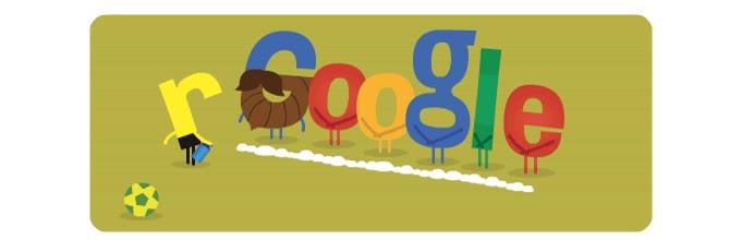 Enlace a Google y sus cachondeos del mundial