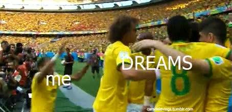 Enlace a Yo intentando alcanzar mis sueños