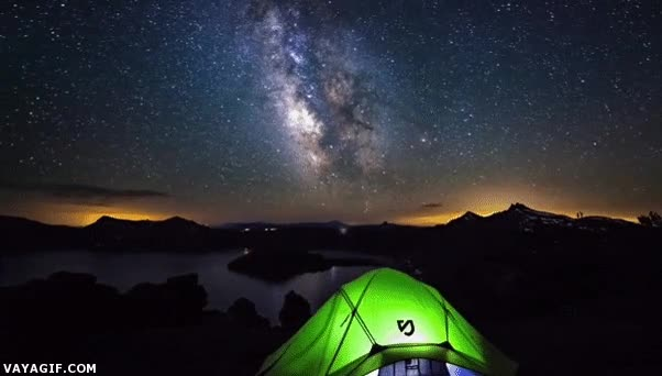 Enlace a Todos pagaríamos por pasar una noche bajo las estrellas en una tienda de campaña así