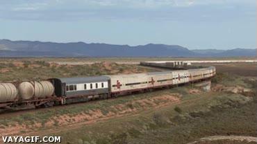 Enlace a El tren más largo que ha existido en el planeta