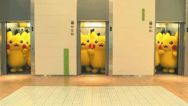 Enlace a Mientras tanto, en las oficinas de Nintendo en Japón...