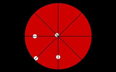 Enlace a Ojo a la paranoia de ilusión óptica