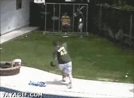 Enlace a El efectazo que algunos lanzadores de baseball son capaces de conseguir
