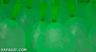 Enlace a La tecnología al servicio de las guerras de globos de agua