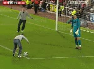 Enlace a La ilusión de su vida siempre ha sido marcar un gol en un partido importante