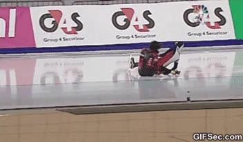 Enlace a La importancia de mirar hacia delante cuando patinas sobre hielo