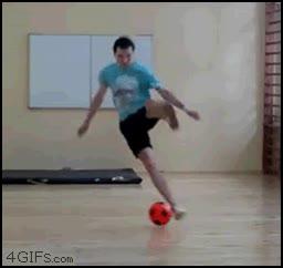 Enlace a Atención todo el mundo, quiero que veáis mi gran habilidad en street football