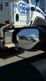 Enlace a Lección importante, no hagas enfadar nunca a un conductor de hormigonera